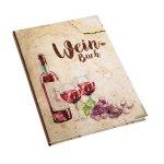 Cocktail- und Weinbücher
