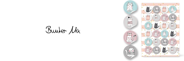 Bunter Mix