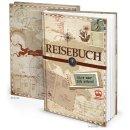 XXL Reisetagebuch Reisebuch DIN A4 Notizbuch mit leeren...