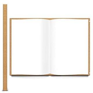 Gästebuch braun schwarz weiß DIN A4 Hardcover mit leeren Seiten - Weltkugel Motiv