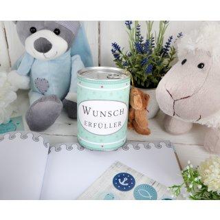 XXL A4 Tagebuch Kinderbuch Babytagebuch DIN A4 zum Einschreiben - Motiv Teddybär Löwe