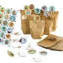 24 DIY Adventskalendertüten für Kinder zum...