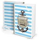Charter-Logbuch 8 Wochen DIN A4 - Tagebuch Logbuch...