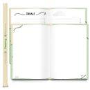 XXL Campingbuch DIN A4 - Reisebuch für Camper -...