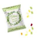 Gummibärchen Päckchen grün weiß...