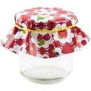 Geschenkset 81-tlg. - Marmeladendeckchen + Aufkleber & Paper Tags für Selbstgemachtes