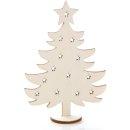 3 Weihnachtskarten mit Kuvert & Geschenk - kleiner...